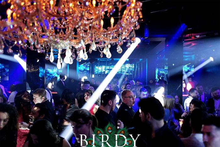 Birdy - Nightclub in Brussels