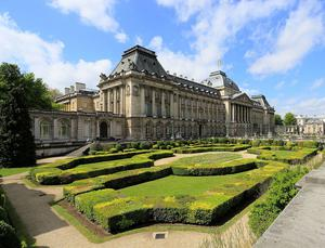 The Royal Palace of Brussels (Koninklijk Paleis van Brussel)