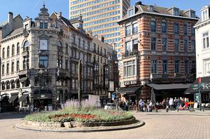Grand Sablon Square (Place du Grand Sablon)