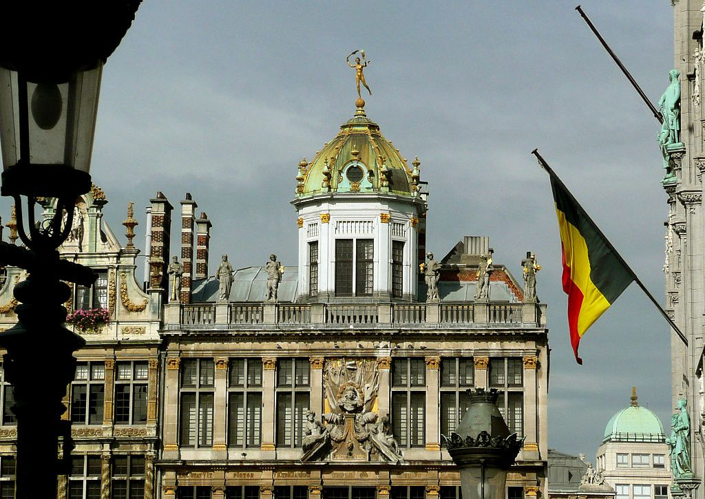King of Spain House, Brussels