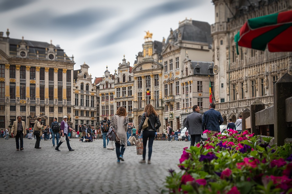 Grote Market Brussels