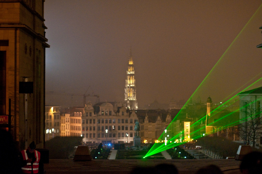 Brussels New Year