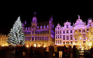 Thumbnail for Celebrate the Winter Festivals in Brussels