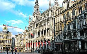 Thumbnail for Visit Brussels in January